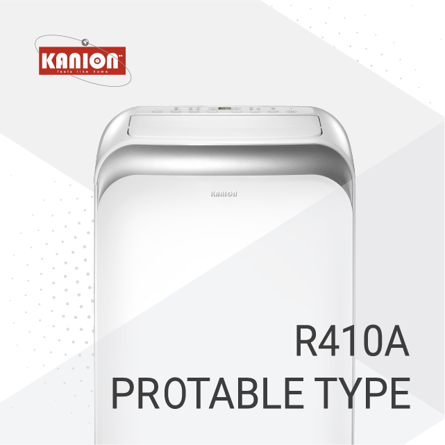 Protable Air Conditioner R410a